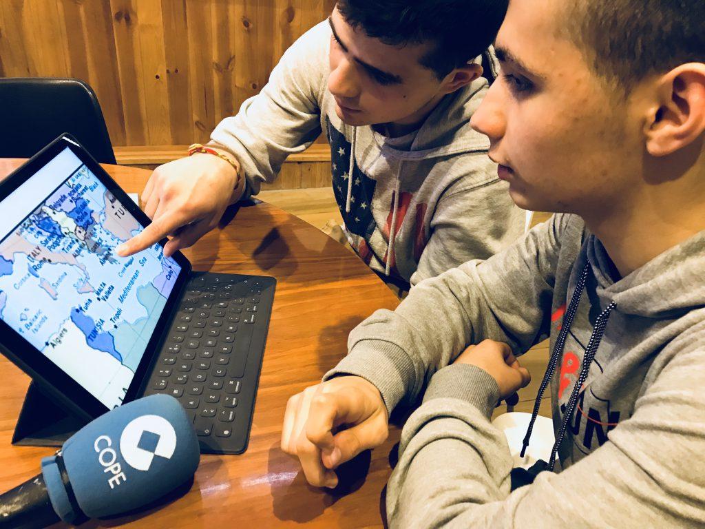 Abdul y Wissam