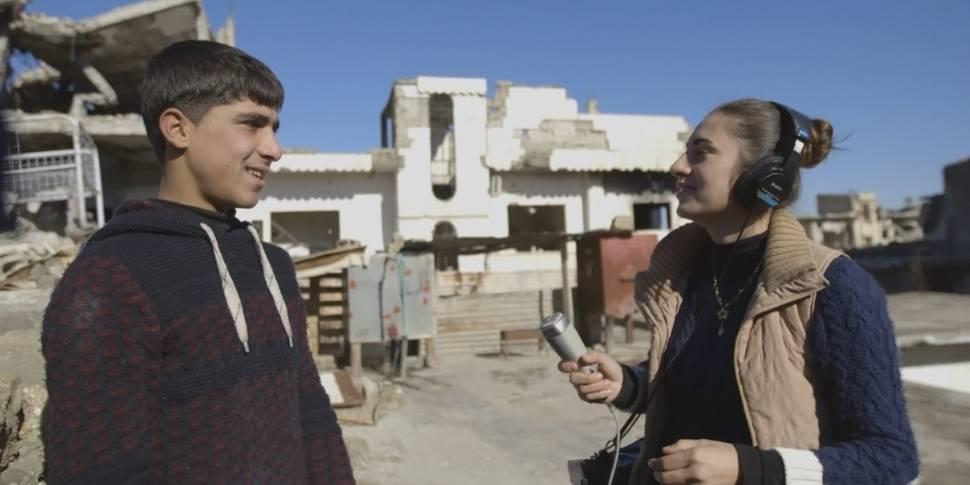 Dilovan Kiko en Kobani
